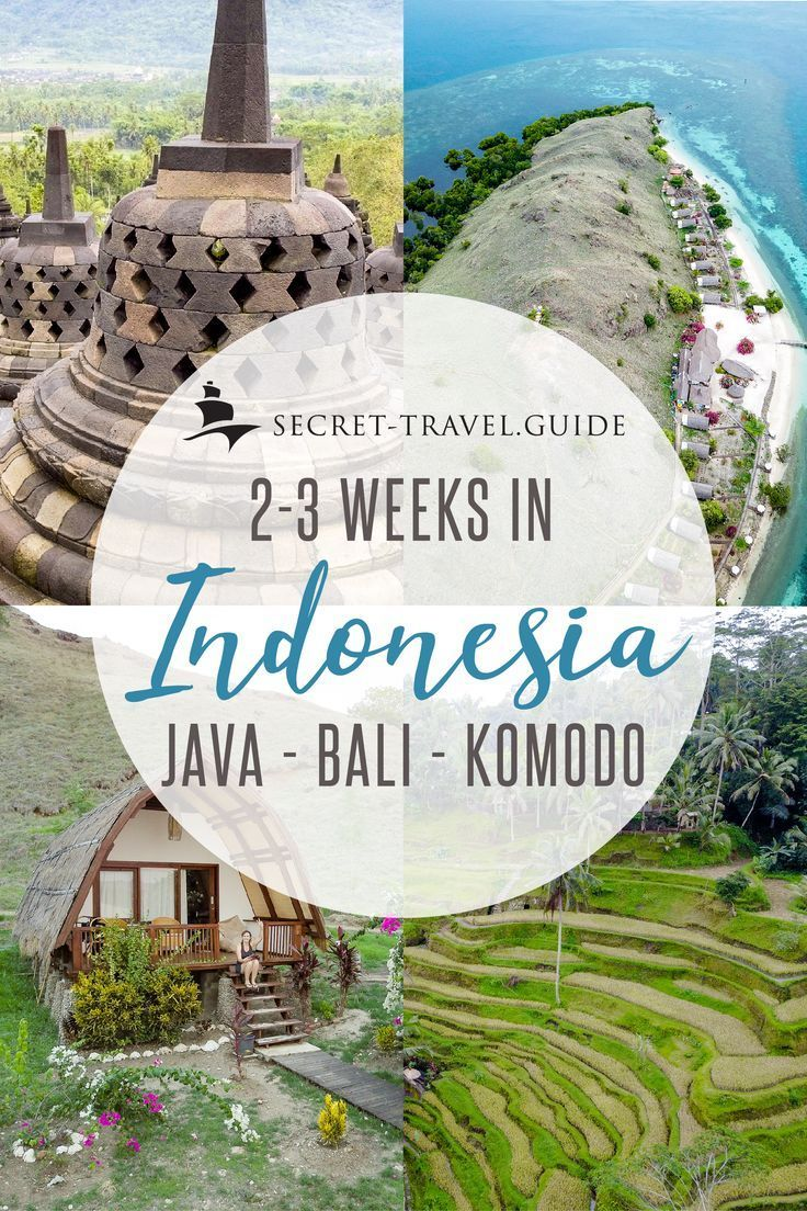 Travel to Indonesia and discover what Southeast Asia has to offer. Whether you are looking for a great wedding photography venue, or a backpacking adventure, Bali, Jakarta, Java, and Komodo Islands will never disappoint. Experience the culture, food, people, and art for exciting experiences. Let this post be your inspiration for a 2-3 week itinerary and travel guide around Indonesia.