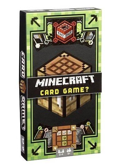 Minecraft Juego De Cartas Juegos De Mesa Y Tablero Pinterest