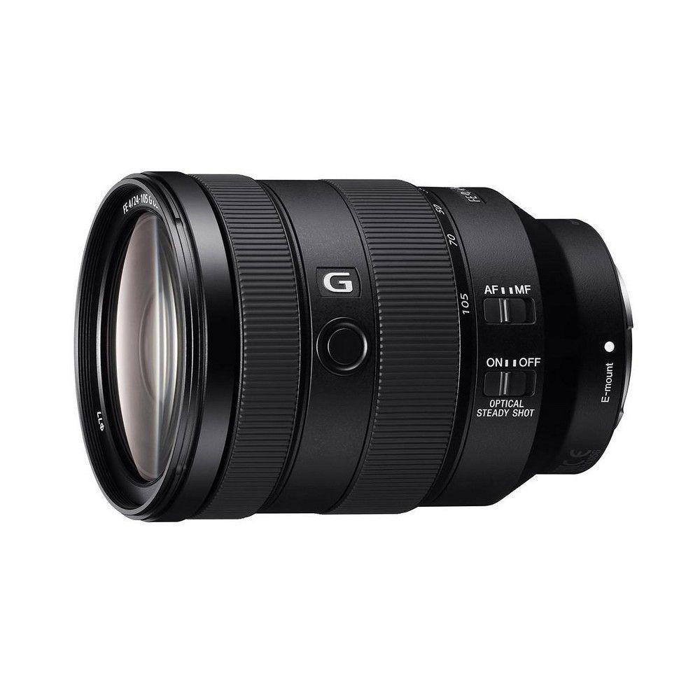 Sony Fe 24 105mm F4 G Oss E Mount Lens Zoom Lens Standard Zoom Lens Camera Lens