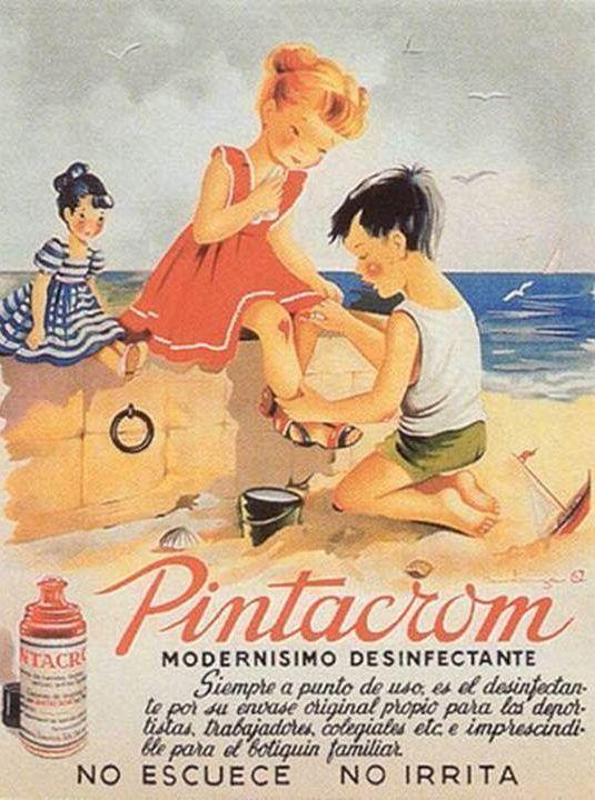 Cartel de Pintacrom