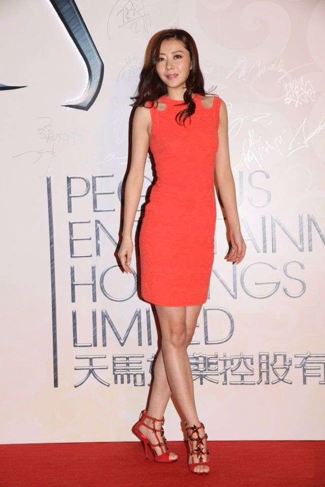 #MMissoni   Summer 2014 Collection   Coral Knit Dress   Lynn Xiong