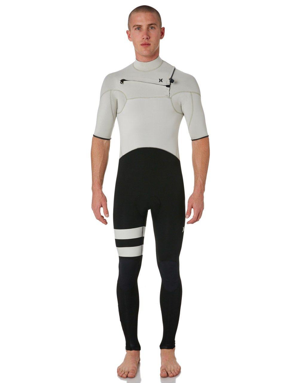 fdba8bc910 Hurley Advantage Plus 2X2Mm Ss Steamer Wetsuit Light Cream Light Cream Surfing  Wetsuits Size S