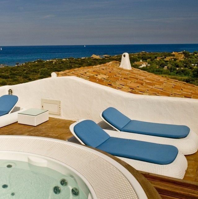 Terrassen » Moderne Loungemöbel für Garten und Terrasse von