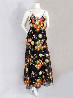 Gallery Of Designer Vintage Clothing At Vintage Textile Evening Dresses Vintage Vintage Designer Clothing Ladies Day Dresses
