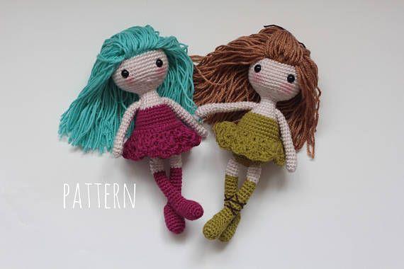 Free Amigurumi Crochet Pattern: Happy Hippo | 380x570