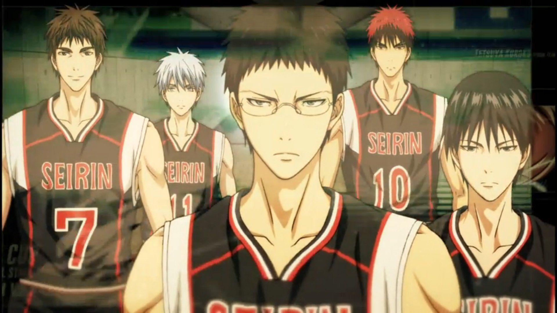 Watch Kuroko no Basket Last Game Movie & TV Stream