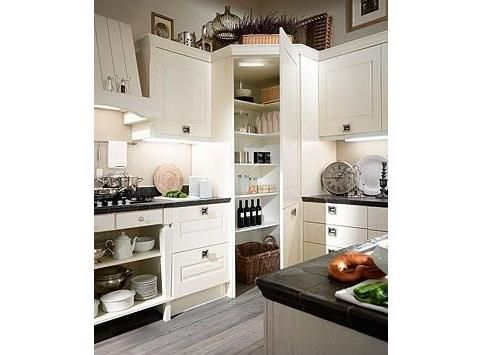 Kitchen Pantry Design Ideas : Combine Of Style And