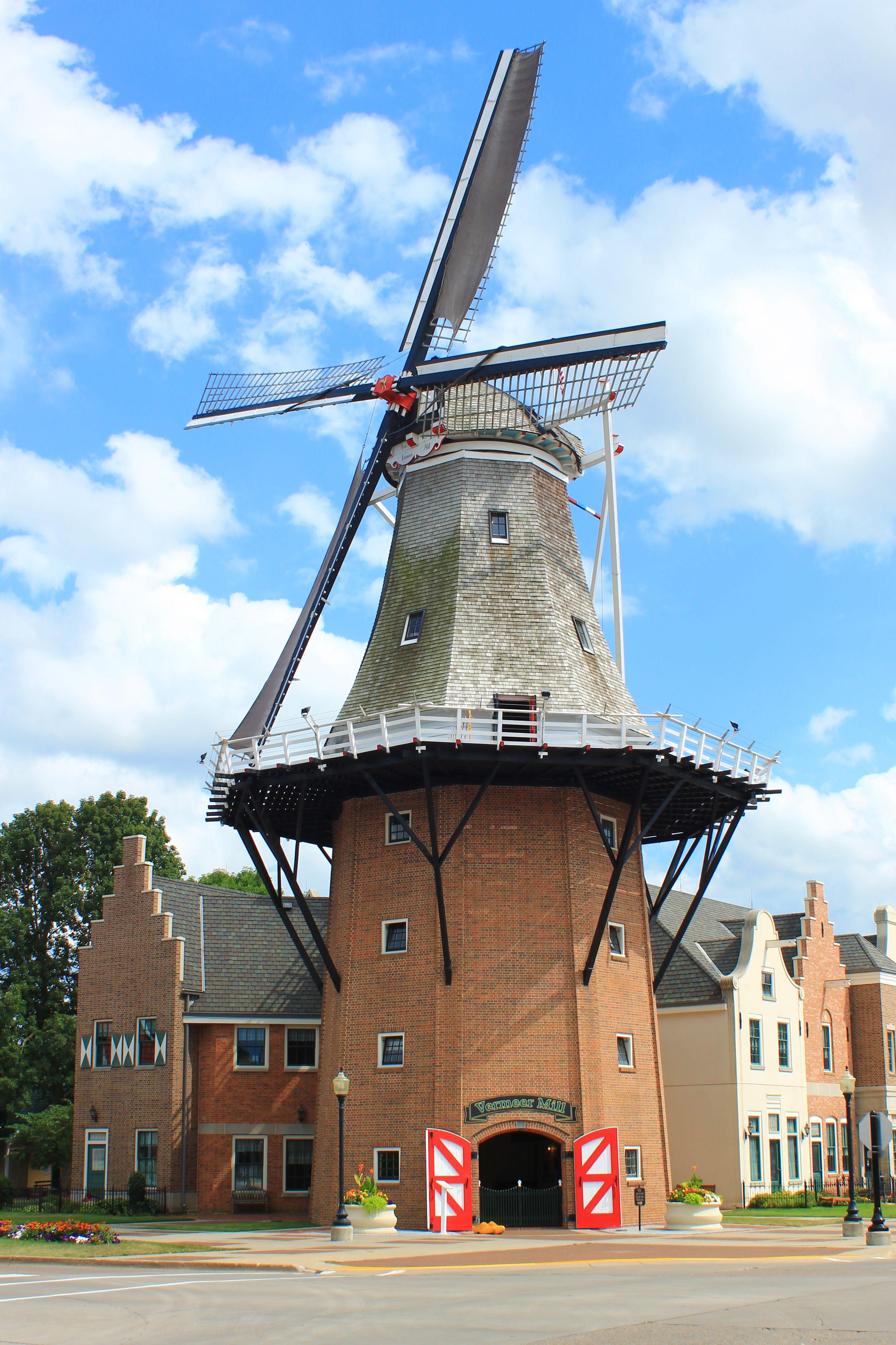 Windmill Pella, Iowa