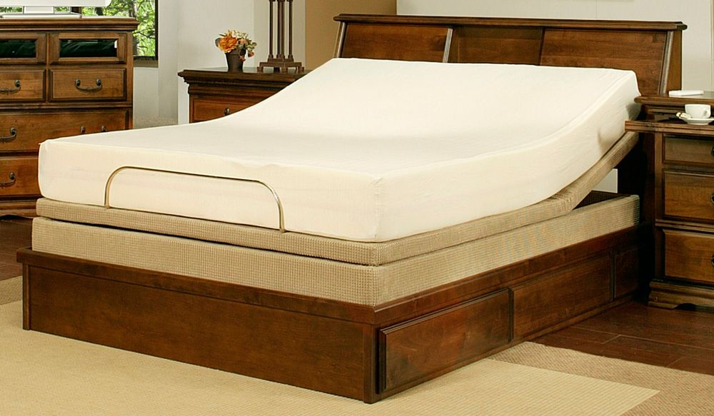 Can I Use My Adjustable Bed With A Drawer Pedestal Adjustable Bed Base Adjustable Beds Bed Frame With Drawers