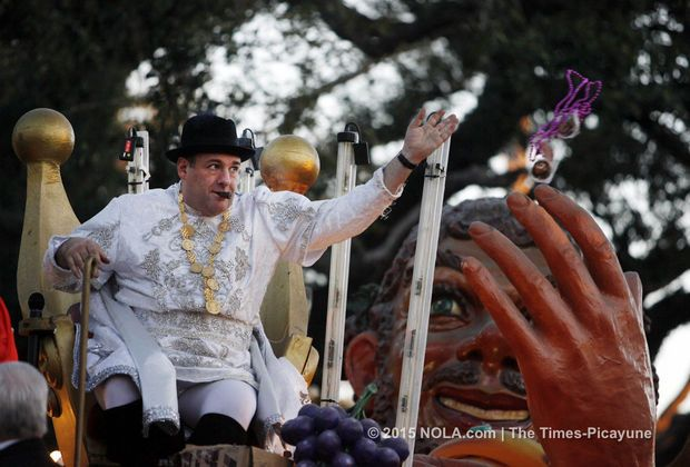 Bacchus 2018 king to be actor J.K. Simmons - nola.com
