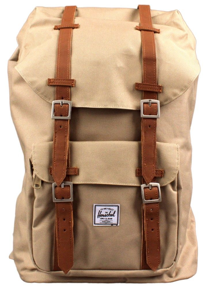 0f9bfd5db6a Herschel Supply Co. Little America Backpack - Taupe  85.00 ...