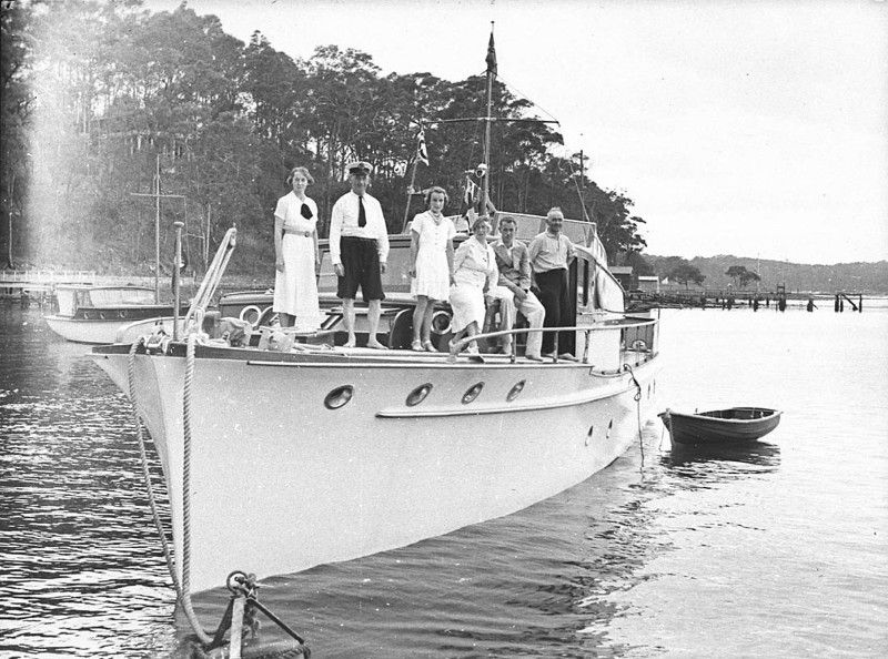 Image result for saunders and roe yacht yacht boat