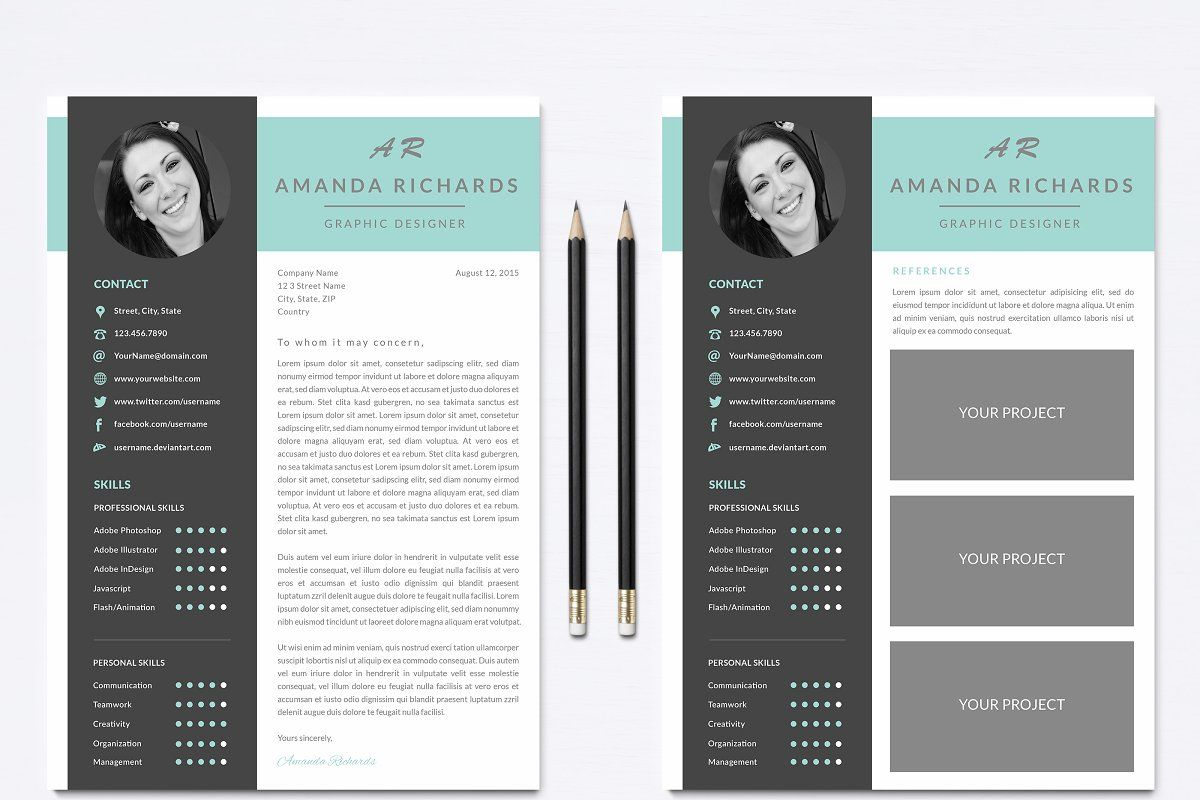 Resume Template 001 for in 2020 Resume