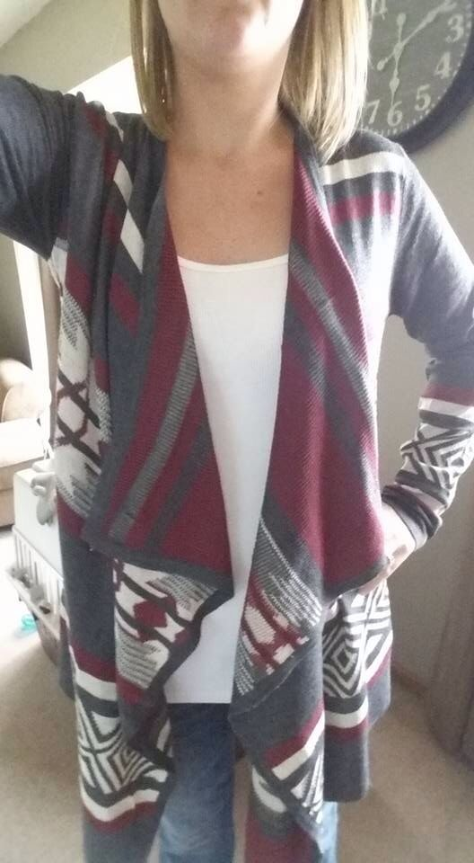 Staccato Dinah Open Front Cardigan.... This is what I'm looking for. Cozy, chunky, great colors!