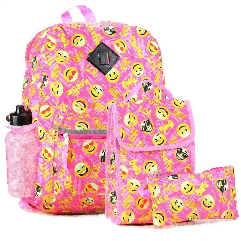 Set Includes 16 Quot Backpack Insulated Lunch Bag Pencil