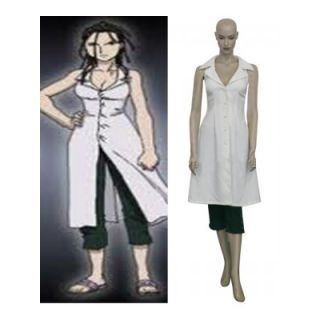 FullMetal Alchemist Izumi Curtis Cosplay Costume