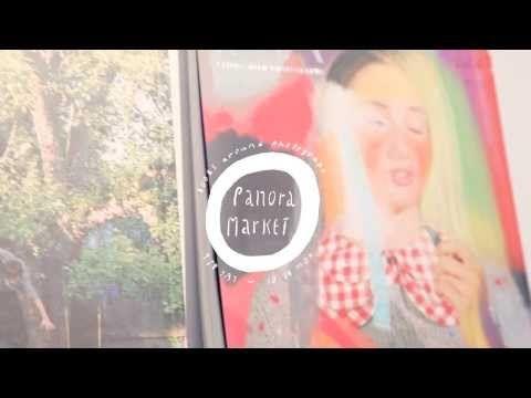 PanoraMarket -books around photograph- 2013