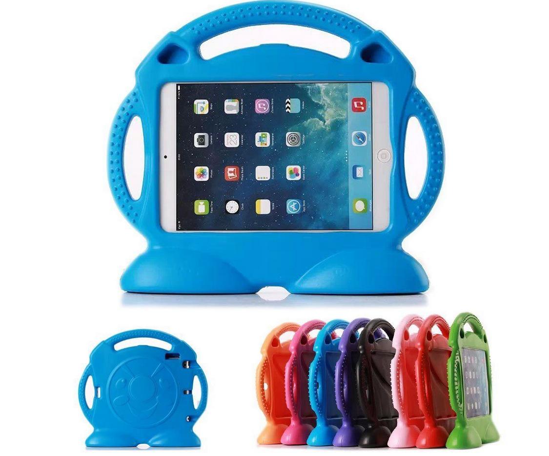 Outra opção para as crianças. Transforme o iPad num pequeno volante. Tal como o anterior, também é à prova de choque. ( DeeMall®/Amazon)