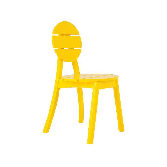 Cadeira Ink - Amarelo
