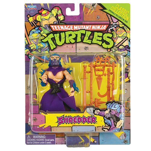 1988 Original *** Shredder *** Teenage Mutant Ninja Turtles TMNT
