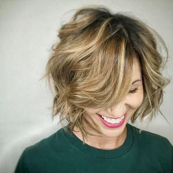 Astro Hairstyle Diese Frisur Passt Zu Deinem Sternzeichen Kurzhaarfrisuren Haarfarben Fruhlingsfrisuren