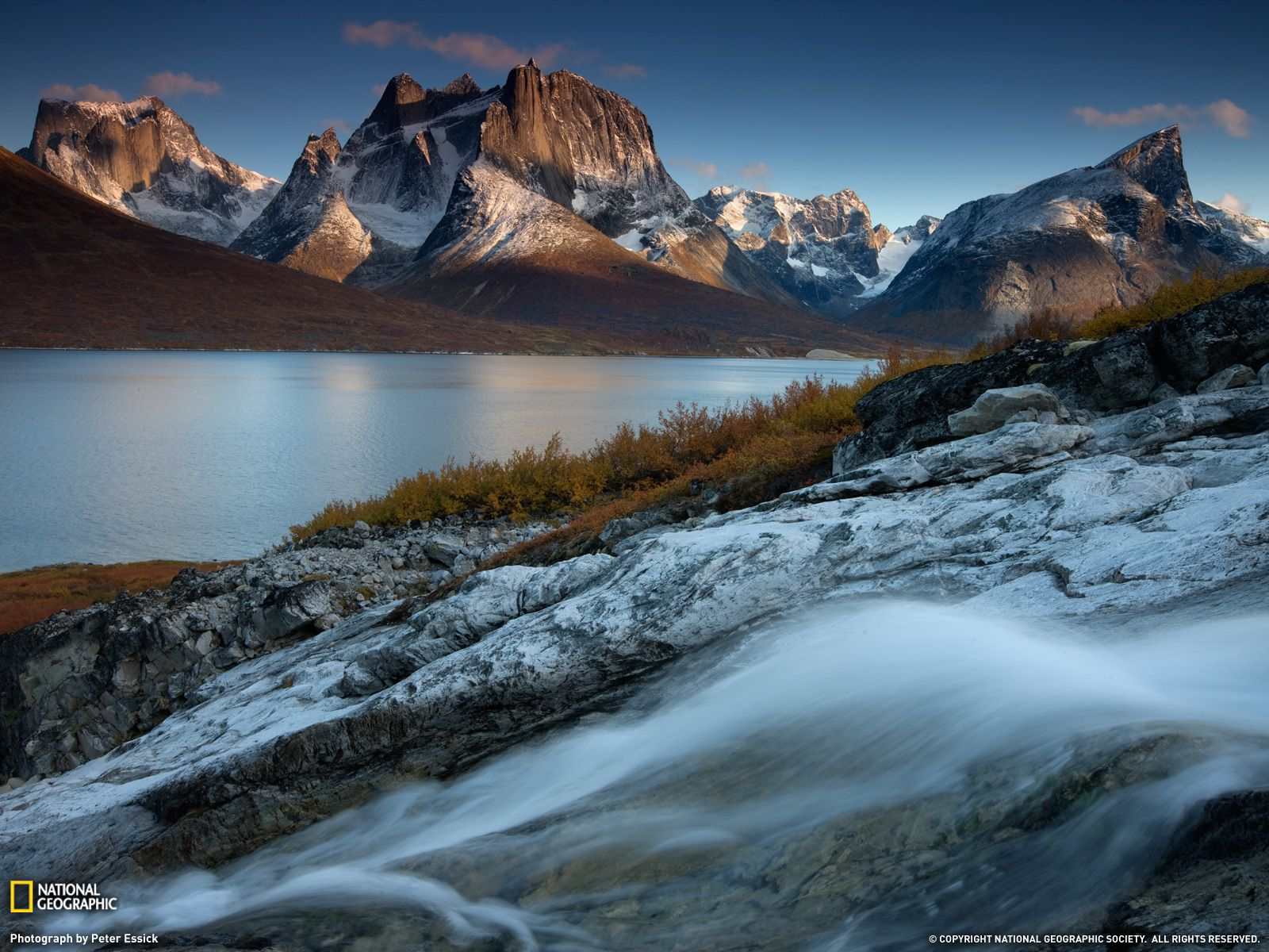 Tasermiut Fjord Photo Weather Wallpaper National Geographic Photo Of The Day Greenland Travel Fjord Best Location