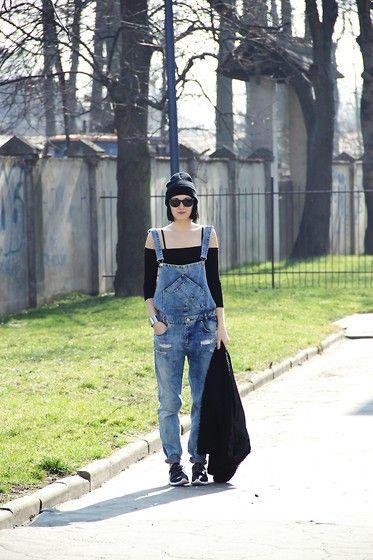 Lidka N Pull Bear Jeans Coat Nike Roshe Top Love This Pants Jean Coat Roshes Nike Roshe