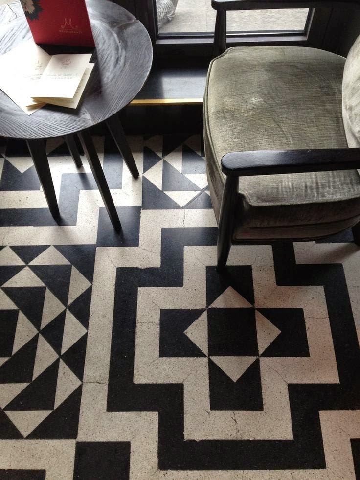 Moon to Moon: Tranquility and Tilework.... | For the Home ...