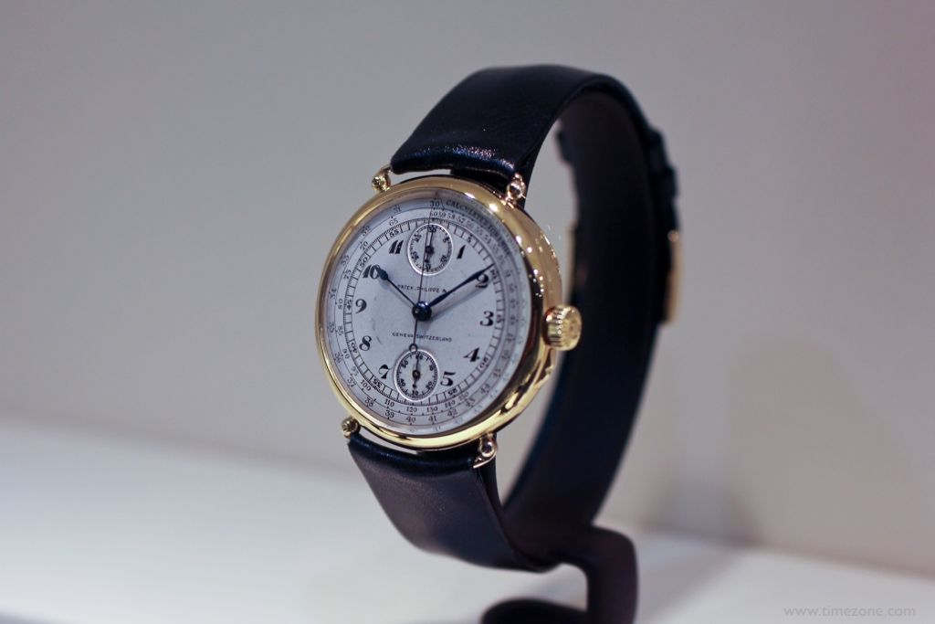 TimeZone : Patek Philippe » At the Patek Philippe Exhibition of Chronographs & Minute Repeaters
