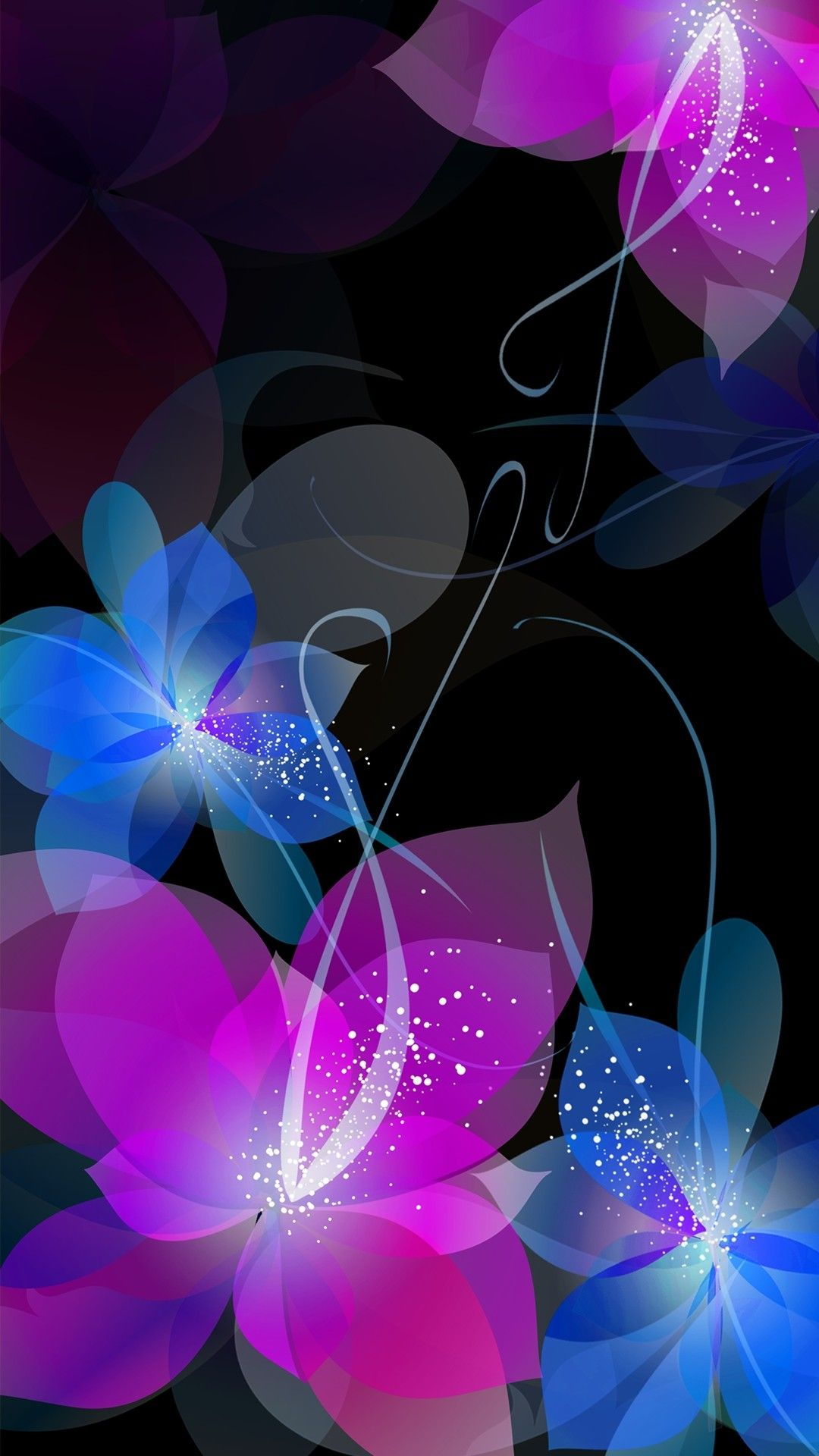 Smartphonewallpaper hd phone wallpapers cool backgrounds for iphone pretty mobile wallpaper also android misc purple hearts pattern grey background rh pinterest
