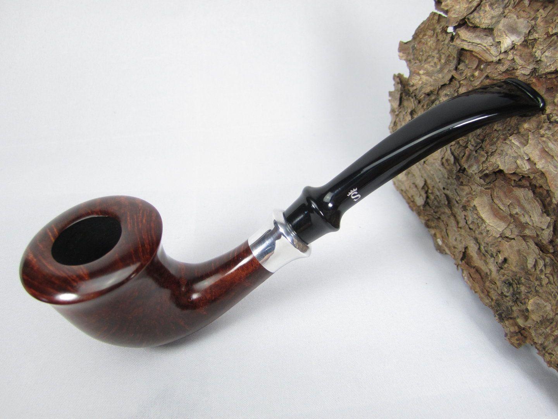 Stanwell H.C. Andersen Pfeife braun glatt 2