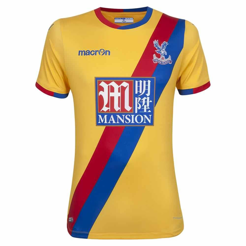 cbded94d2df2 Crystal Palace (England) Away Kit 2016 17