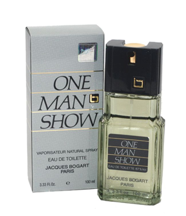 One Man Show Cologne by Jacques Bogart For Men