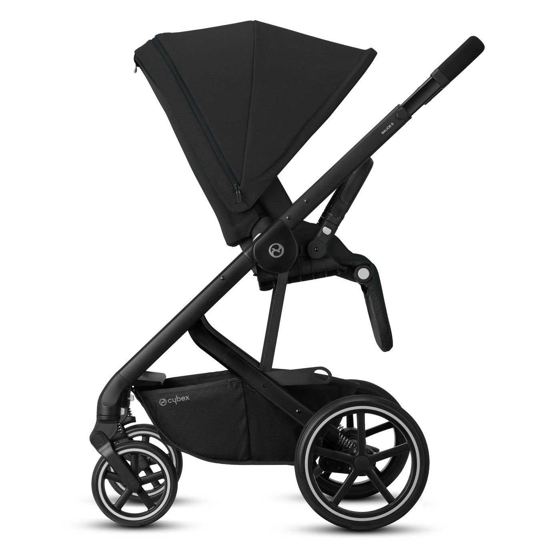 Buy Cybex Balios S Pushchair from Birth Deep Black