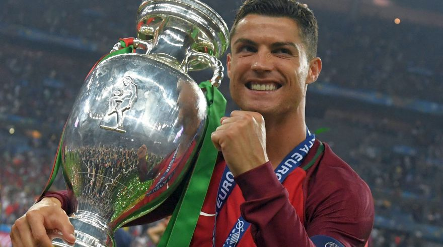 Cristiano Ronaldo Gols Titulos Recordes E Biografia Com