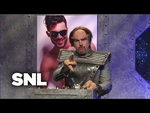 Space Encounter - Saturday Night Live