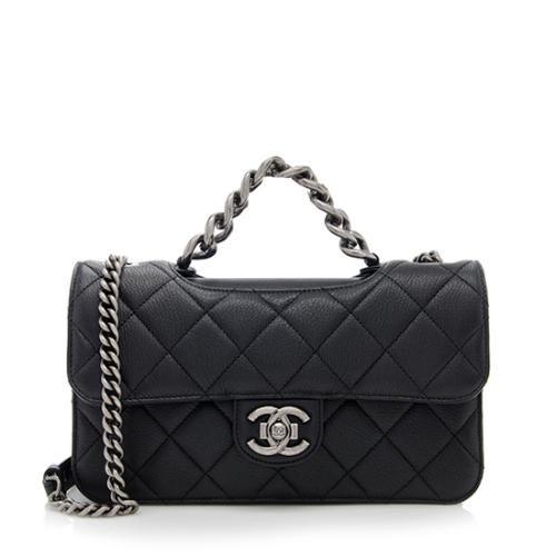 84fdfe9f041b Chanel Calfskin Medium Perfect Edge Shoulder Bag | Chanel Handbags - Bag  Borrow or Steal