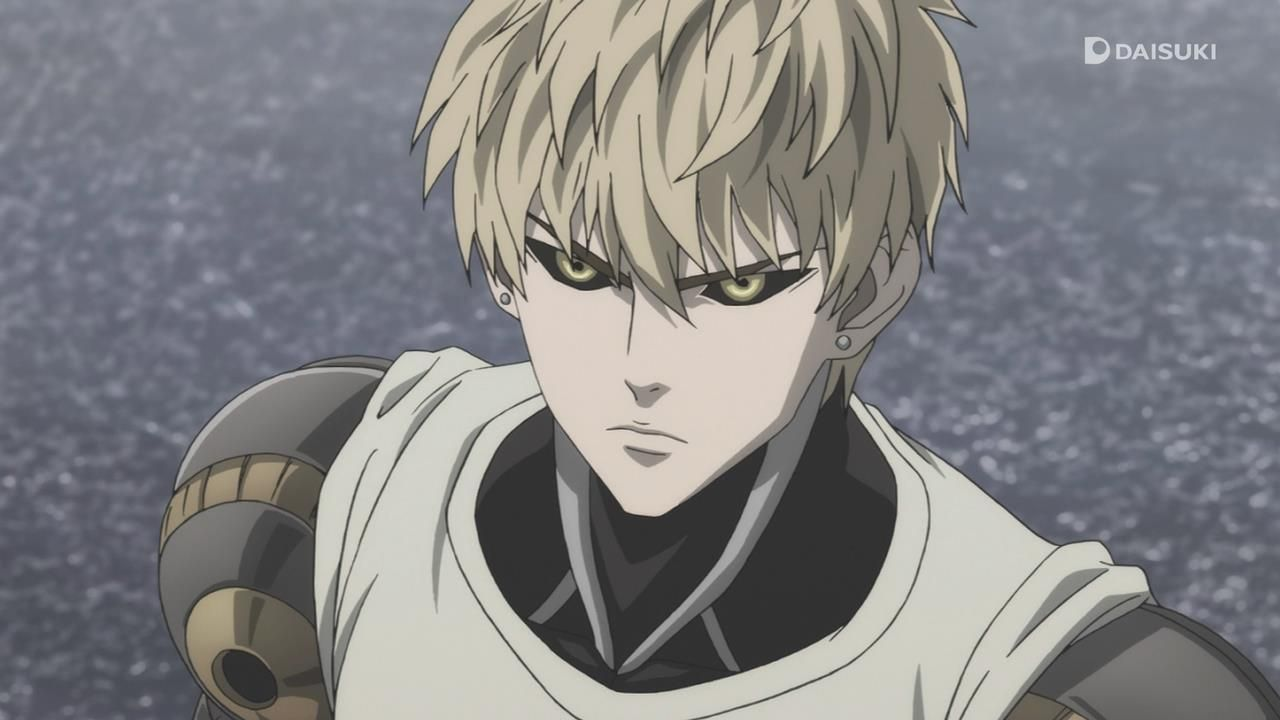 One Punch Man Saison 2 Episode 3 One Punch Man 02 01 Jpg 1280 720 Personagens De Anime Anime Personagens