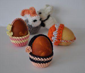 Easter Basket-Eggs