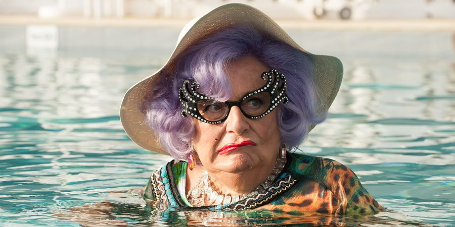 Over 60 Cameos Announced For Ab Fab Movie Dame Edna Ab Fab