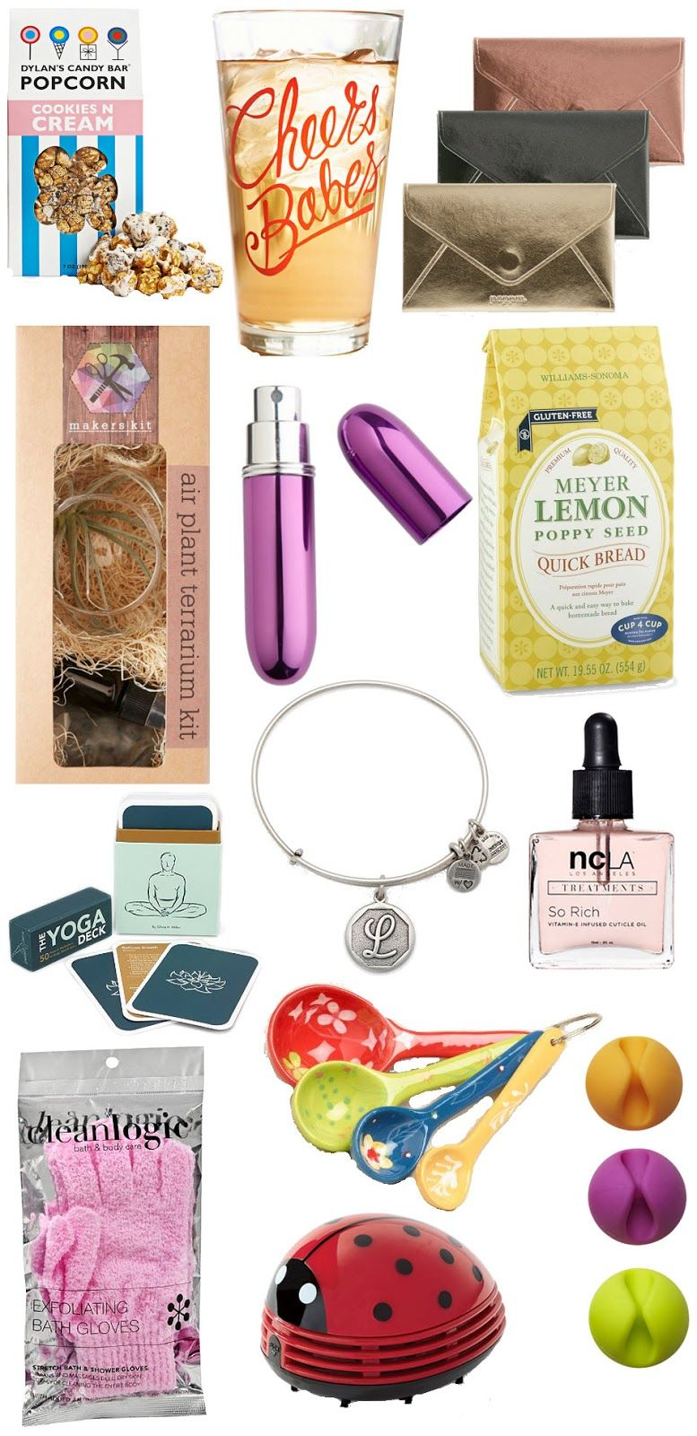 25 Stocking Stuffings For Her Gift Guide Stocking Stuffers For Her Teenager Stocking Stuffers Stocking Stuffers For Women