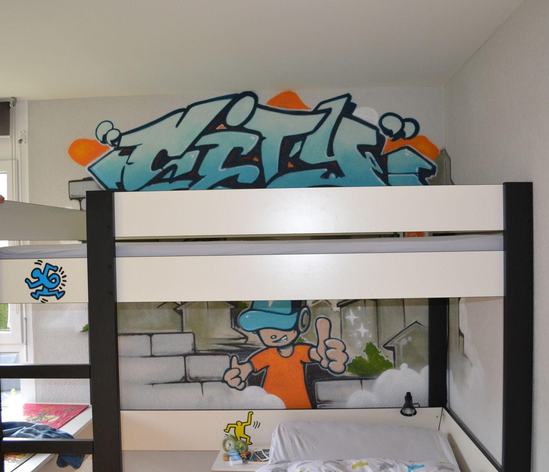 Grafiti deco chambre ado  Deco chambre ados, Chambre ado, Deco