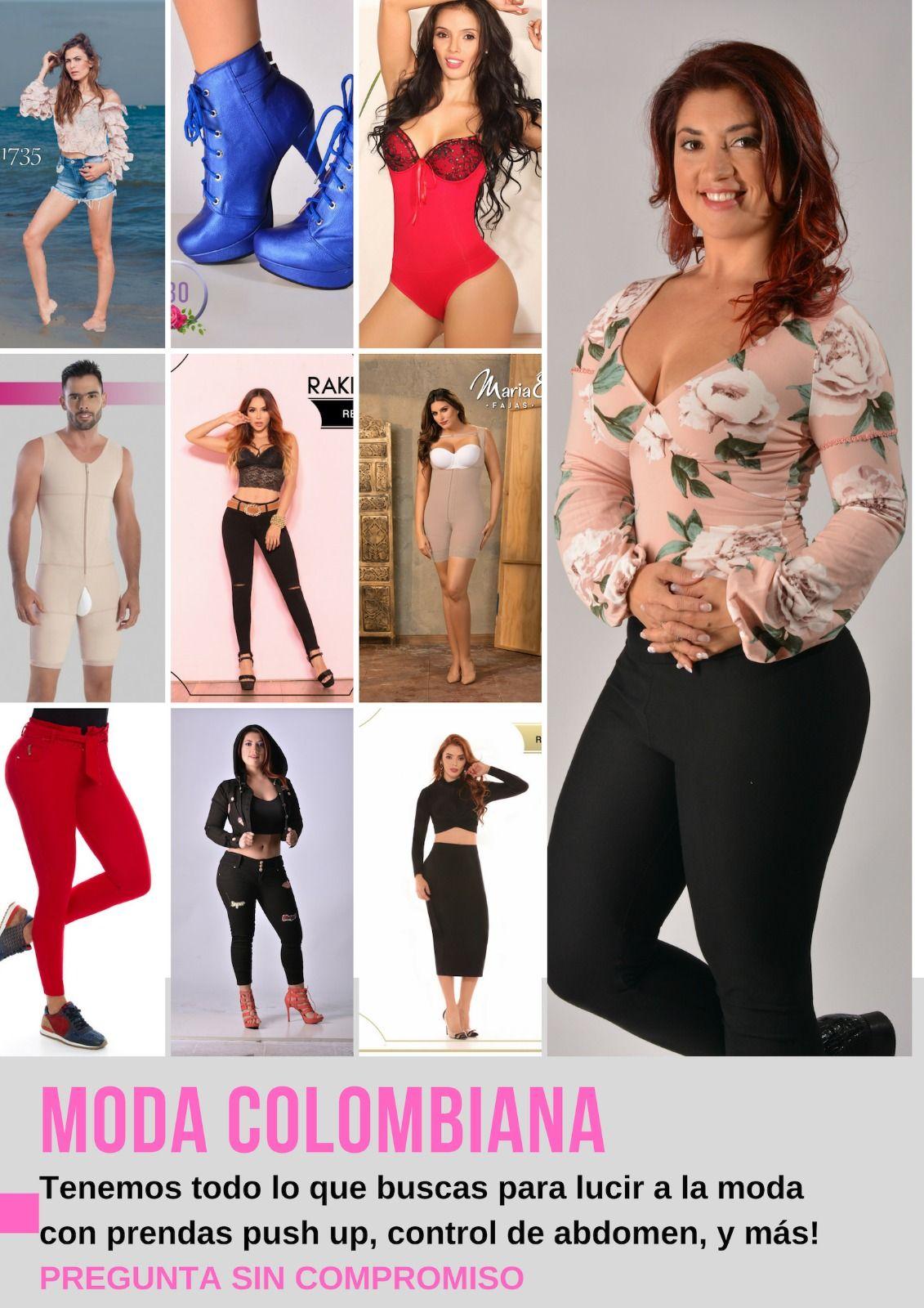 5d9b71d615 Por Nuestra Gran Variedad de prendas Colombianas somos la tienda Online más  grande de España