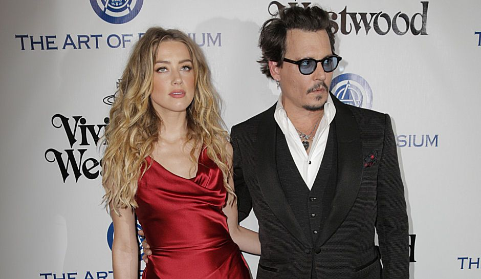 Johnny Depp And Amber Heard To Be Parents? | Johnny Depp ...