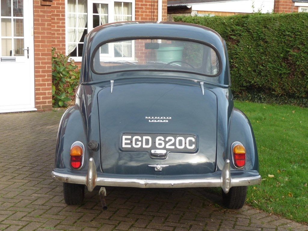 1965 MORRIS 1000 for sale | Classic Cars For Sale, UK | Autos ...
