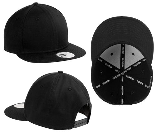 Blank New Era 9 Fifty Snapback Hats  950ab89fd1a