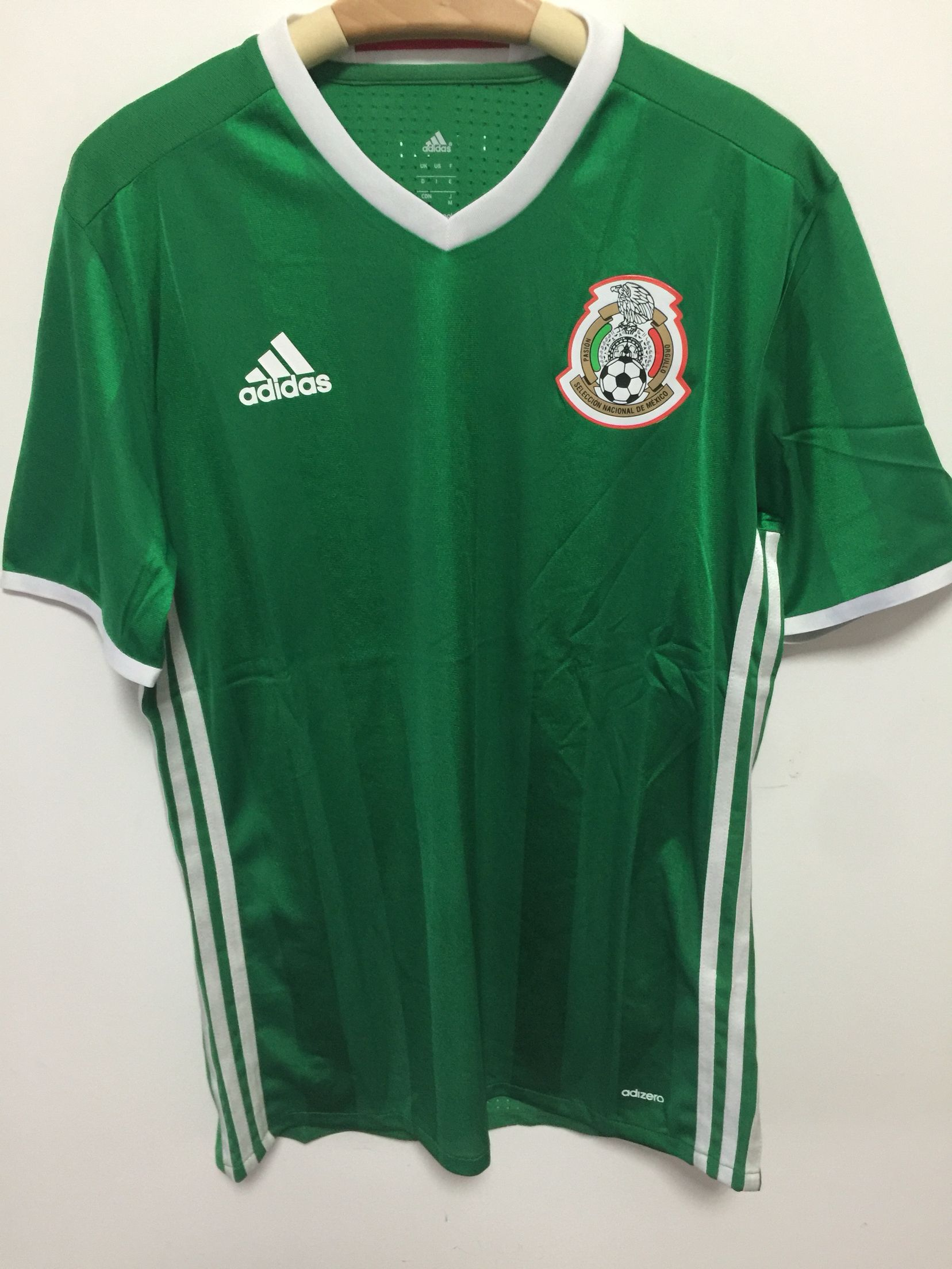 fca799f64 Mexico 2016 copa America centenario home jersey player version ...