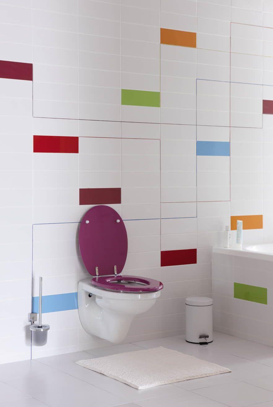 Praxis | Arty stijl voor in je badkamer | Badkamer inspiratie ...