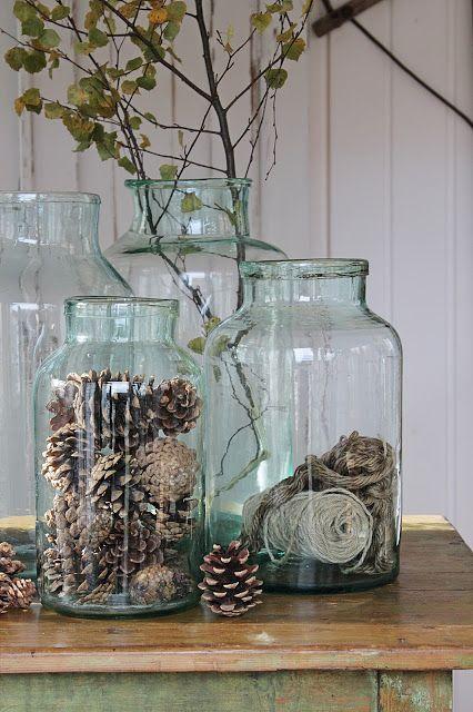 Large Decorative Glass Jars Awesome Nå Er Orangeributikken Åpen Noen Få Uker Til Og Her Er Noe Av Det Decorating Inspiration