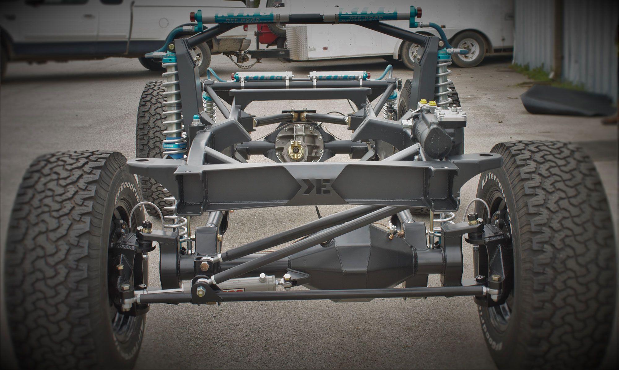 T2 Early Bronco Frame | bronco stuff and mechanics | Early